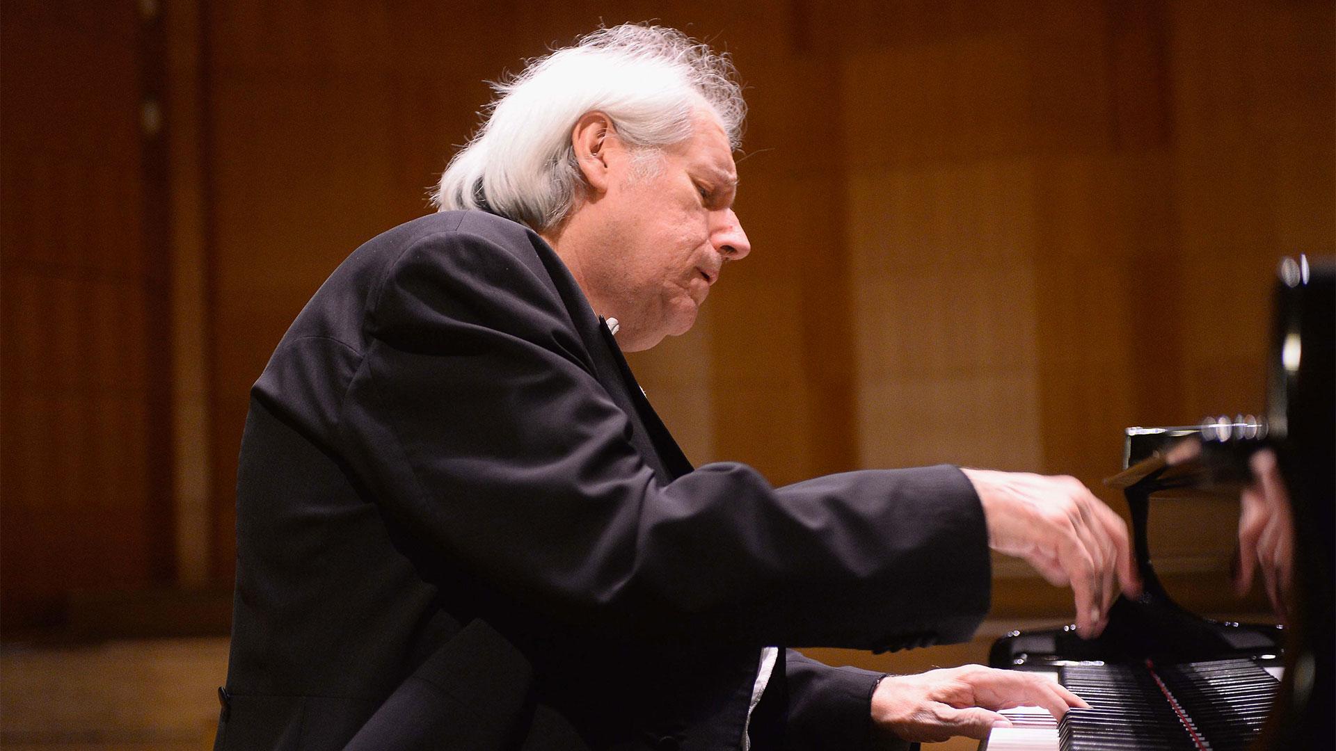 Grigory Sokolov - Bologna Festival