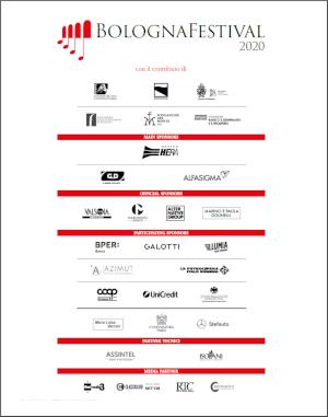 sponsor Bologna Festival 2020