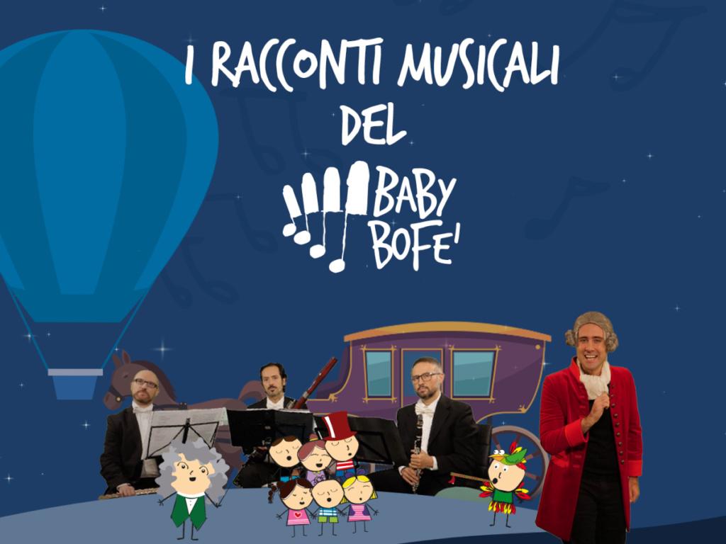racconti musicali Baby BoFe'