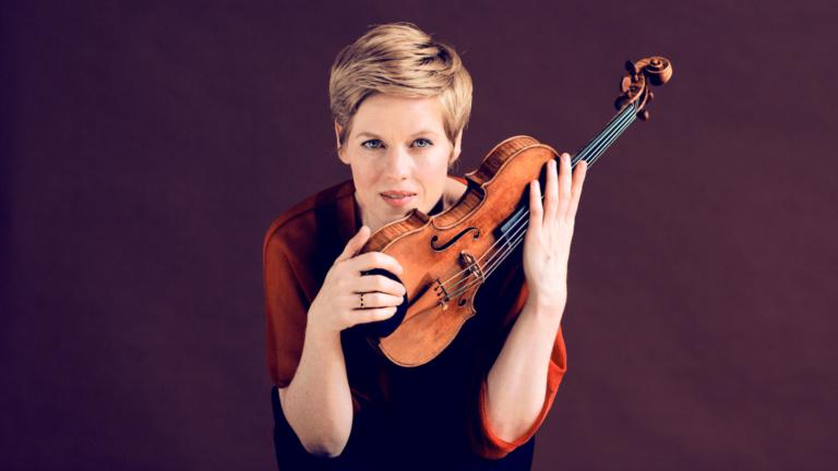 Concerti Bologna 2021 - Isabelle Faust - musica da camera