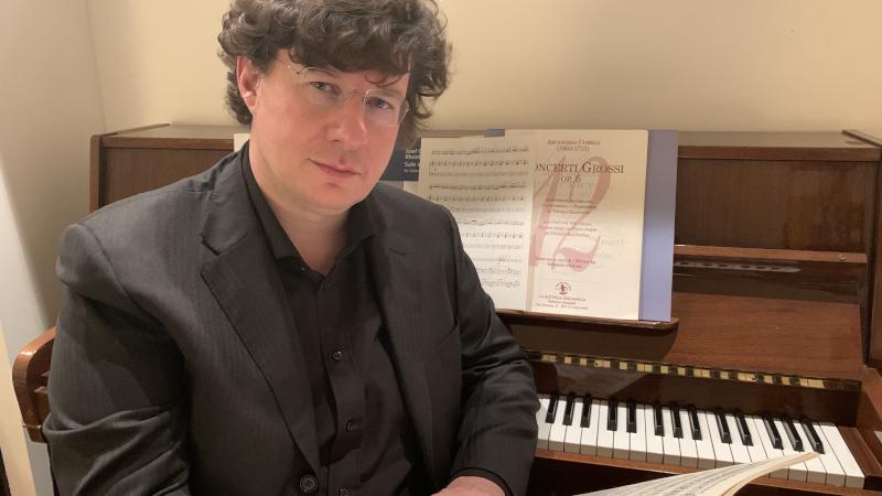 Concerti bologna 2021 il nuovo e l'antico Carlo Centemeri