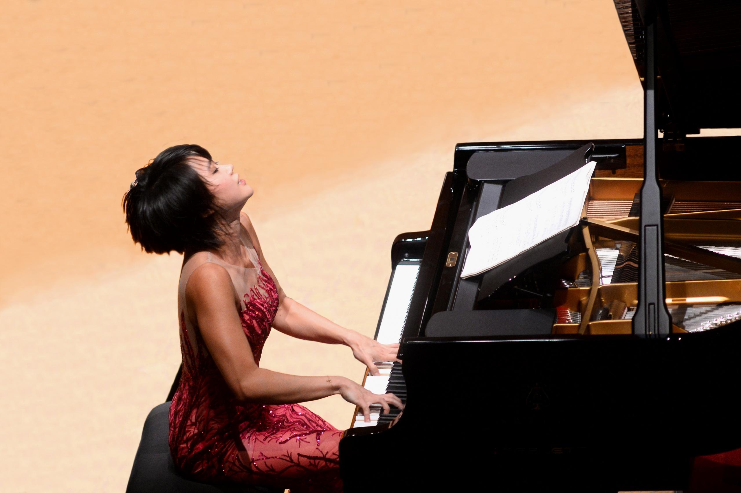 Yuja Wang concerti Bologna 2021