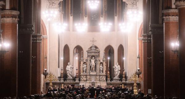 Concerto Italiano e Rinaldo Alessandrini