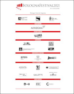 sponsor Bologna Festival 2021