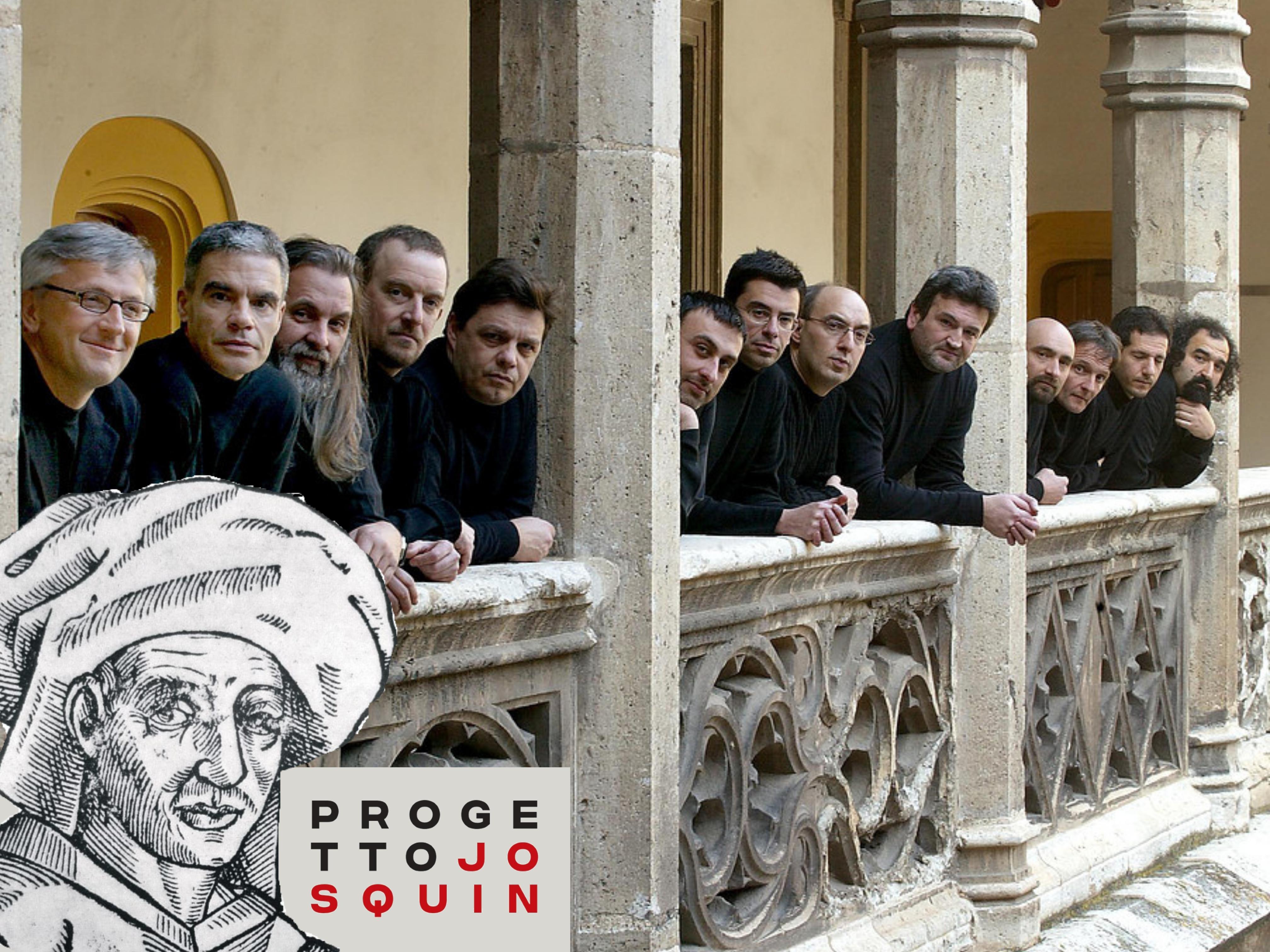 Odhecaton Ensemble e Paolo Da Col